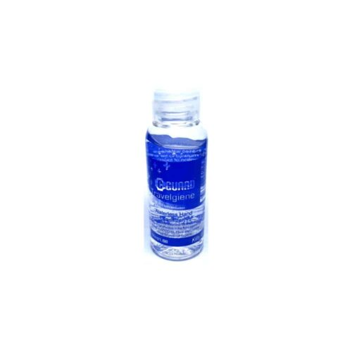 C Gurard sanitizer bottle 50ml