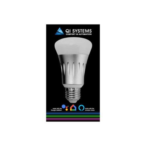 qisystems Smart WiFi Light Bulb