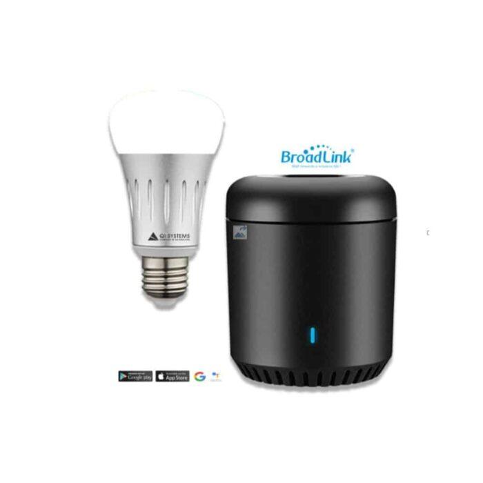 Broadlink RM Mini Qi Smart Bulb