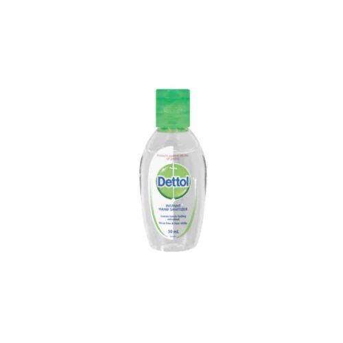 dettol sanitizer 50ml