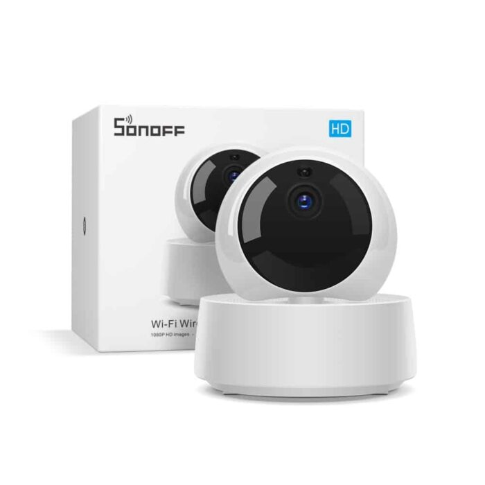 sonoff Sonoff Smart Security Camera box qisystems