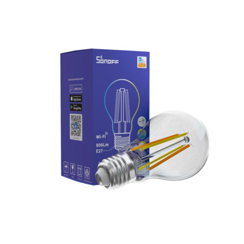 sonoff filament bulb small qisystems