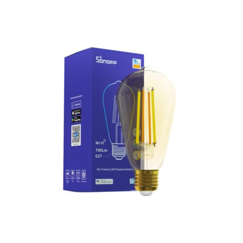 sonoff filament bulb big qisystems